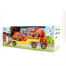Автовоз со стройплощадкой ТехноК 3930