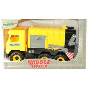 "Авто ""Middle truck"" мусоровоз"