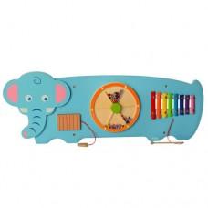 Деревянная игрушка Бизиборд MD 2015