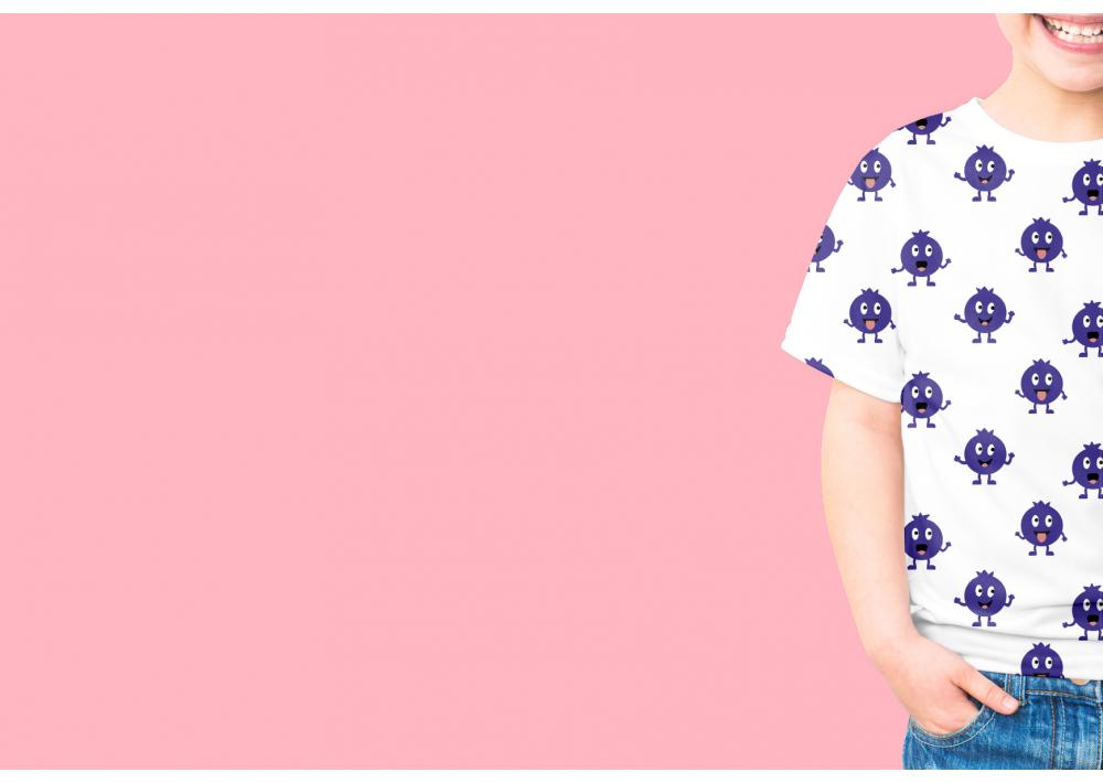 """Фирменные футболки """"Berries"""" в подарок"""