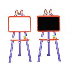 Доска для рисования Оранжево-фиолетовая