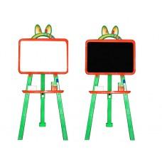 Доска для рисования Оранжево-зеленая