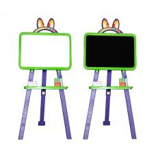 Доска для рисования Салатово-фиолетовая