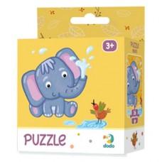 Пазл 2в1 Слоненок