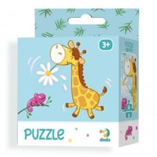 Пазл 2в1 Жираф