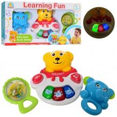 Погремушки и музыкальная игрушка