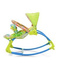 Шезлонг-качалка детский PK-306-5 - 2 фото